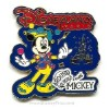 Disney Around Our World With Mickey Pin - Disneyland Paris