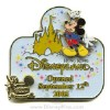 Disney Dave Smith Pin - Hong Kong Disneyland