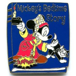 Disney Surprise Pin - Storybooks - Mickey