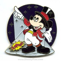 Disney Surprise Pin - Circus - Mickey