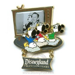 Walt Disney Originals Pin - Disneyland Television Series