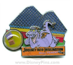 Disney Piece of Disney History II Pin - Journey Into Imagination