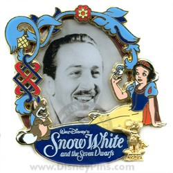Disney Award Winning Performances Pin - Snow White & the Seven Dwarfs