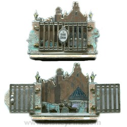 Disney 3D Series Pin - The Haunted Mansion