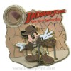 Disney Piece of Disney History III Pin - Indiana Jones