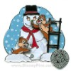 Disney Artist Choice Pin - Chip & Dale
