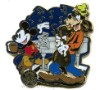 Disney Artist's Choice Pin - Jam Session - Mickey & Goofy