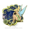 Disney Artist Choice Pin - Tinker Bell