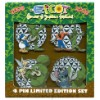 Disney Boxed Pin Set - Flower & Garden Festival 2008 - Self Portraits