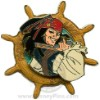 Disney Pin Trading University Pin - Most Likely To - Jack Sparrow