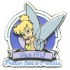 Disney Gold Card Pin - Character Tag Line - Tinker Bell