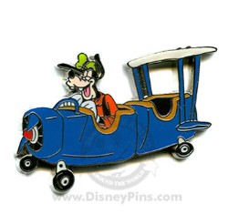 Disney Mystery Tin Pin - 35 Magical Years - The Barnstormer
