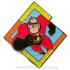 Disney Mystery Machine Pin - Pixar - Mr. Incredible