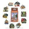 Disney Mystery Pin & Card Collection - Disney World - 2 Random