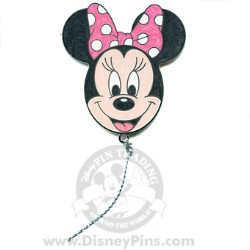 Disney Mystery Pin - Character Balloons - Minnie Mouse