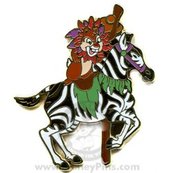 Disney Mystery Tin Pin - Disney Carousel - Dale