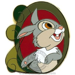 Disney Mystery Pin - Swirls - Thumper