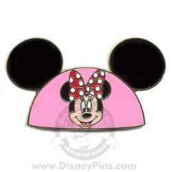 Disney Mystery Pin - Character Ear Hats - Minnie Ears