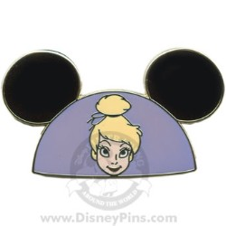 Disney Mystery Pin - Character Ear Hats - Tinker Bell Ears