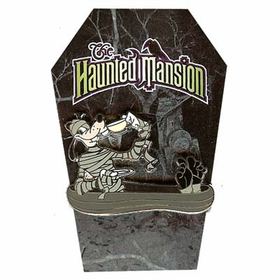 Disney Mystery Pin - The Haunted Mansion - Goofy