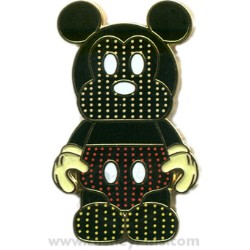 Disney Mystery Pin - Vinylmation - Dotted Mickey