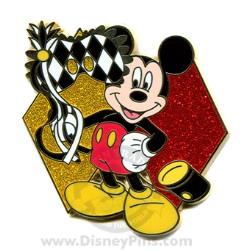 Disney Spotlight Pin - Masquerade - Mickey