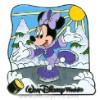 Disney Spotlight Pin - Sports - Minnie Ice Skating