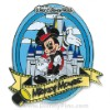Disney Spotlight Pin - Autograph - Mickey