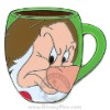 Disney Spotlight Pin - Mug - Grumpy