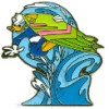 Disney Spotlight Pin - Surfing the Waves - Donald Duck