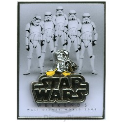Disney Star Wars Weekends 2008 Pin - Logo