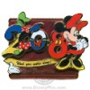 Disney White Glove Pin - Wish You Were Here 2008 - Minnie