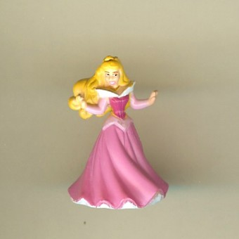 Disney Series 3 Mini Figure - SLEEPING BEAUTY (AURORA)