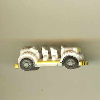 Disney Series 1 Mini Figure - CTX VEHICLE
