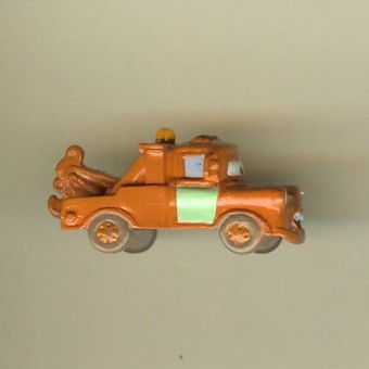 Disney Series 6 Pixar Mini Figure - TOW MATER