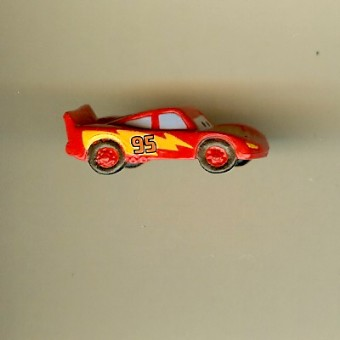 Disney Series 6 Pixar Mini Figure - LIGHTNING MCQUEEN