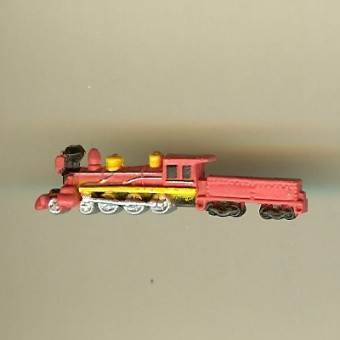 Disney Series 2 Mini Figure - WALT DISNEY TRAIN