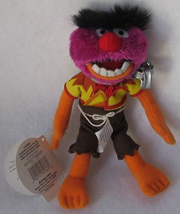 Disney Magnet Plush - Muppets - Animal