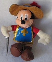Disney Plush - Mickey - Once Upon a Toy #1