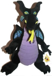 Disney Plush - Maleficent - Dragon - Large