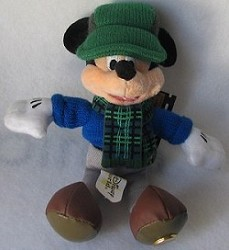 Disney Plush - Mickey - Once Upon a Toy #5 LE