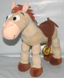 Disney Plush - Poseable Bullseye