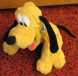 Disney Plush - Dreams – Pluto