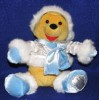 Disney Plush - Pooh - Christmas Holiday Winter Wonderland