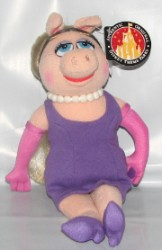 Disney Plush - Muppets - Miss Piggy 9