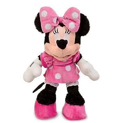 Disney Plush Minnie S Closet Dress Up Minnie Mouse Doll