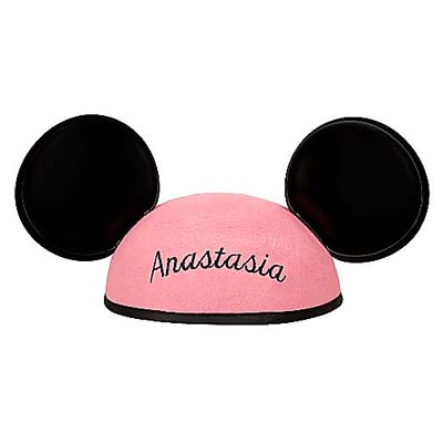 91c339d8e503d Disney Hat - Ears Hat - Minnie Mouse Pink - YOUTH