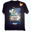 Disney Adult Shirt - 2010 Mickey's Not So Scary Halloween Party