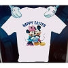 Disney Child Shirt - Easter - Mickey Mouse and Minnie Mouse