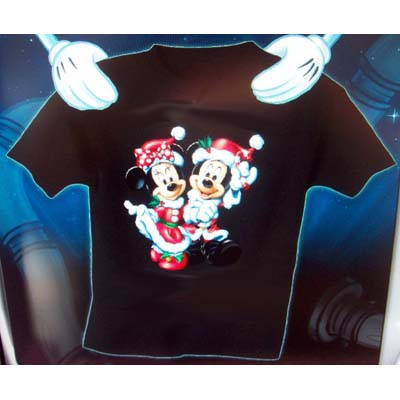 Your Wdw Store Disney Adult Shirt Christmas Mickey And Minnie Mouse